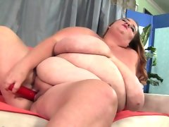 Blond wife jane wilson gets creampied