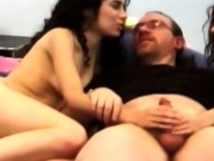 Real oldvsyoung threeway with amateur..
