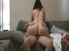 Riding my lover until i cum