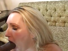 Big boned girl gets creampie from bbc