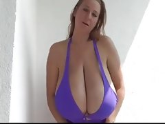 Biggest tits ever