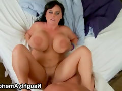 Pov with a fat wife